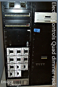 Electro Controls Quad Rack